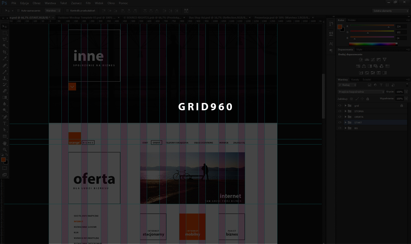 grid-strony-internetowe